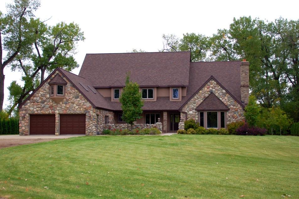 Fieldstone Estate Home