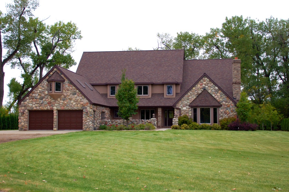 Fieldstone Estate Home
