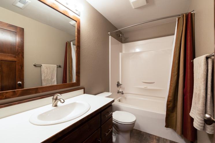 Lower level, bathroom 3.